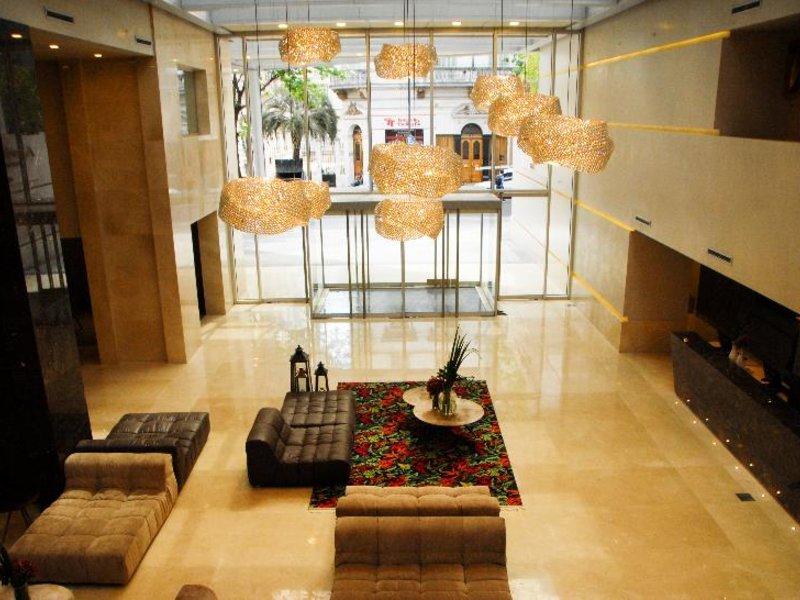 Amerian Congreso Hotel - Grand View Lounge/Empfang