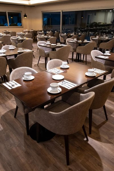 Amerian Congreso Hotel - Grand View Restaurant