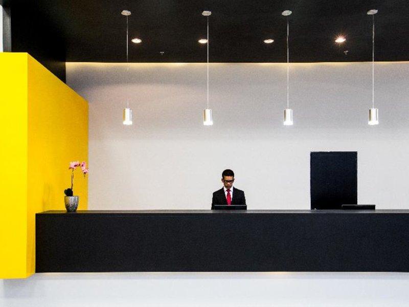 Slaviero Slim Cuiaba Aeroporto Lounge/Empfang