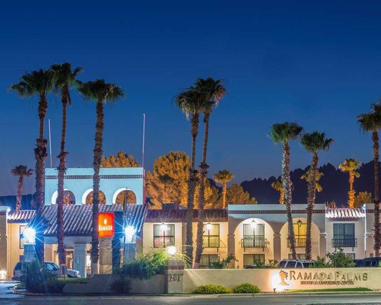 Ramada Las Cruces Hotel & Conference Center Außenaufnahme