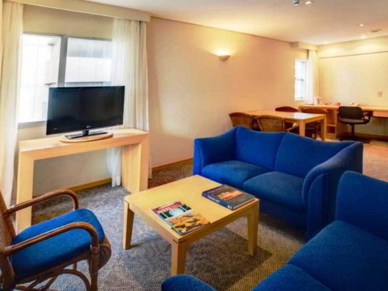 Prodigy Grand Hotel & Suites Berrini Wohnbeispiel