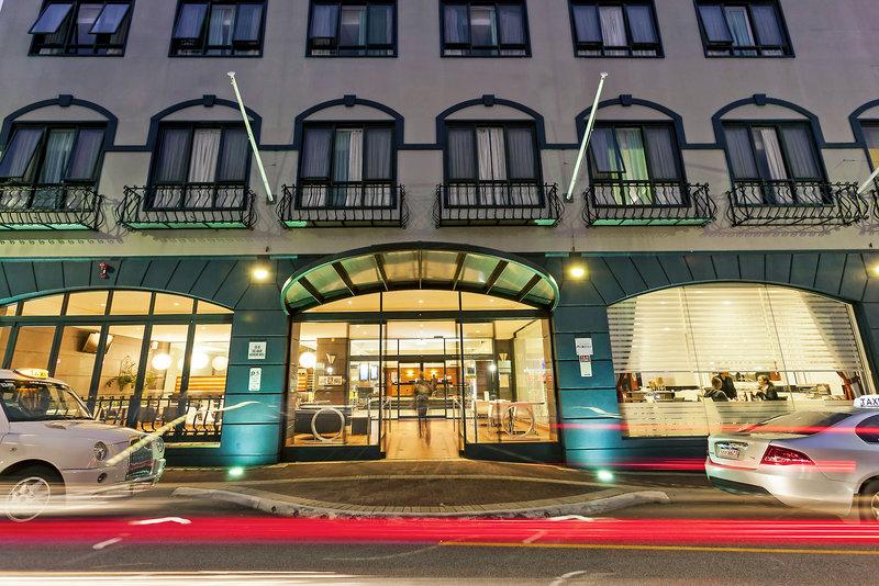 Great Southern Hotels Perth  Außenaufnahme