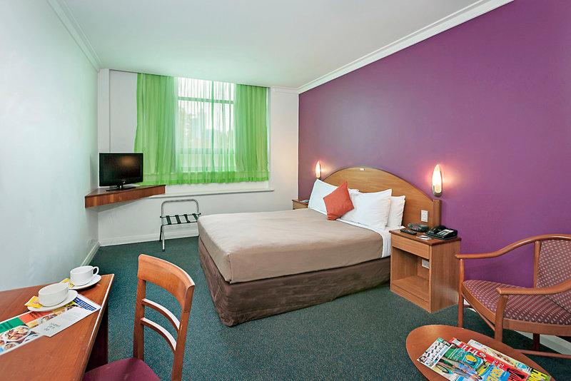 Great Southern Hotels Perth  Wohnbeispiel