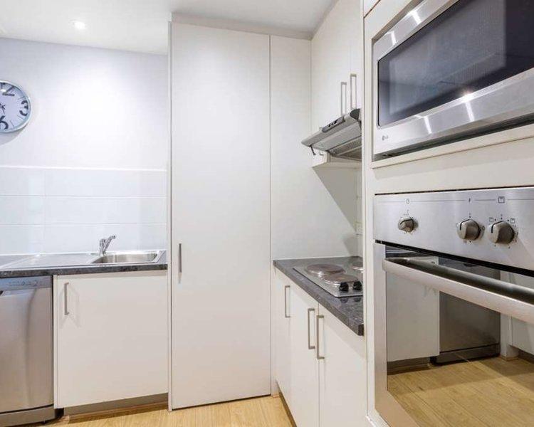 Best Western Riverside Apartments Wohnbeispiel