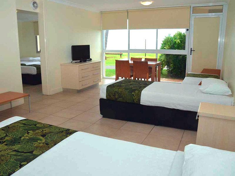 Tangalooma Island Resort Wohnbeispiel