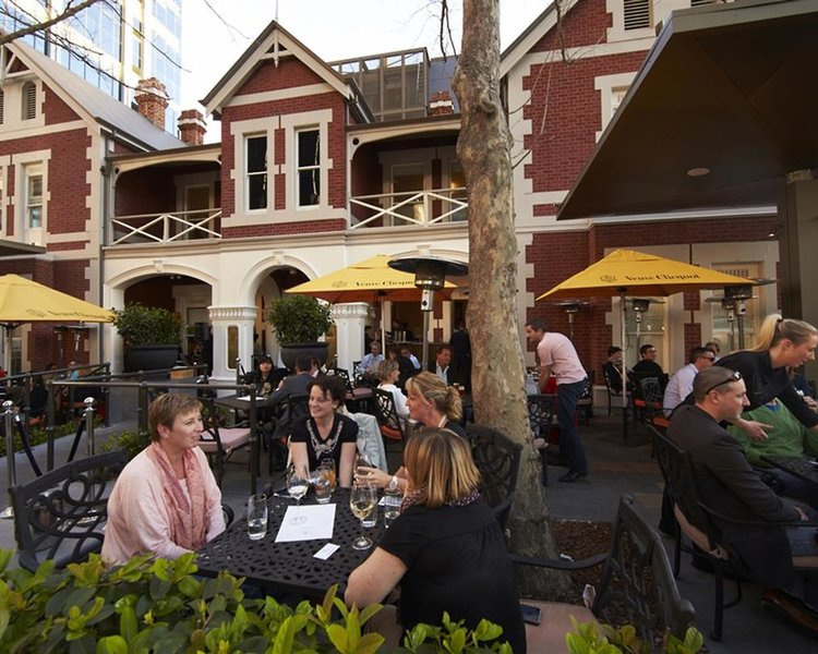The Terrace Hotel Perth Restaurant