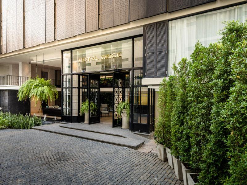 Hotel Once Bangkok Außenaufnahme