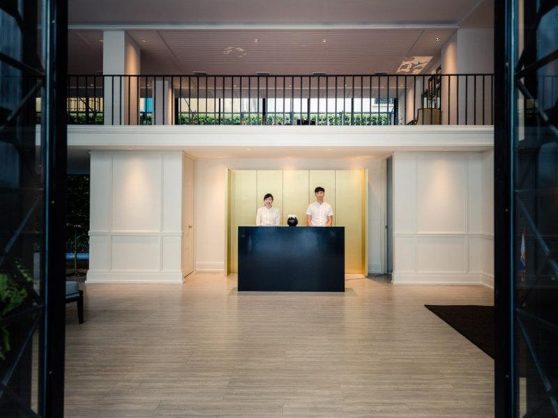 Hotel Once Bangkok Lounge/Empfang