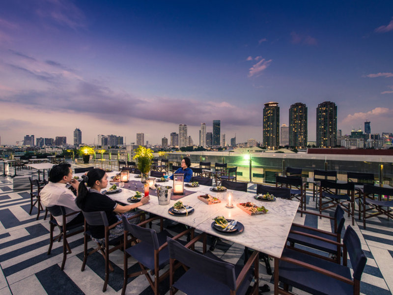 Hotel Once Bangkok Restaurant