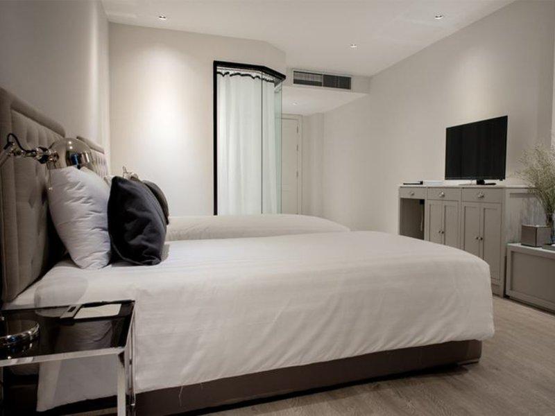 Hotel Once Bangkok Wohnbeispiel