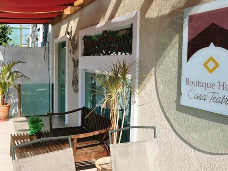 Boutique Hotel Casa Teatro Terrasse