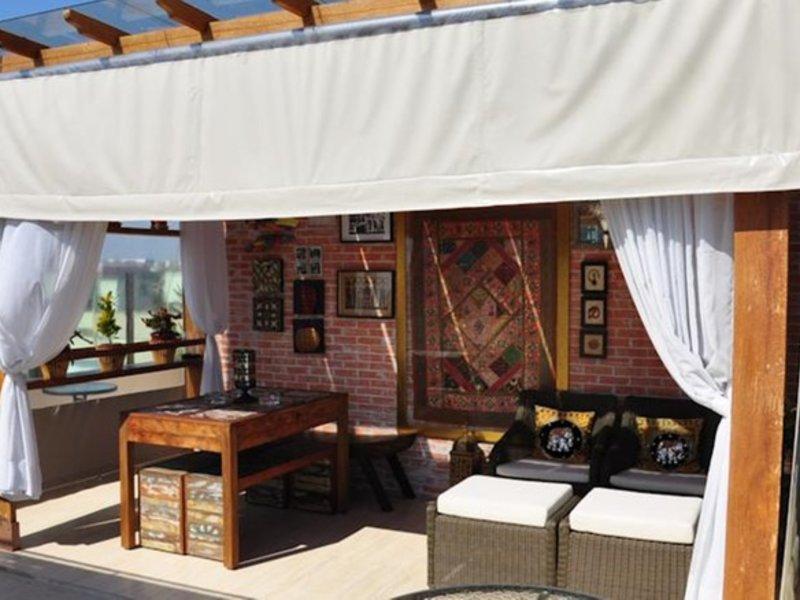 Boutique Hotel Casa Teatro Lounge/Empfang