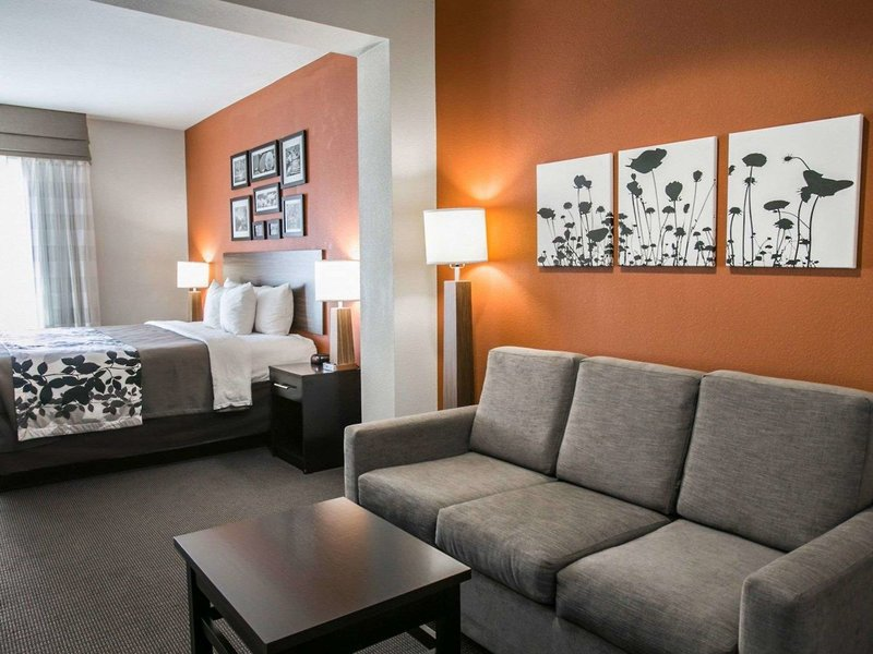 Sleep Inn & Suites Houston I-45 North Wohnbeispiel