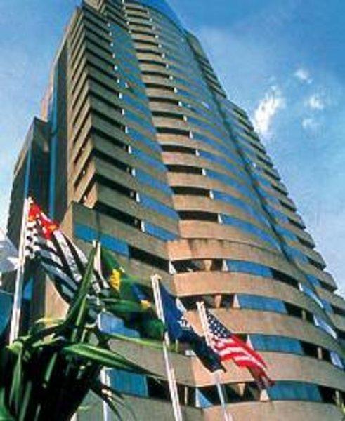 Prodigy Grand Hotel & Suites Berrini Außenaufnahme