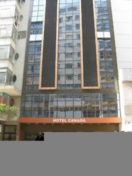Hotel Canada Außenaufnahme