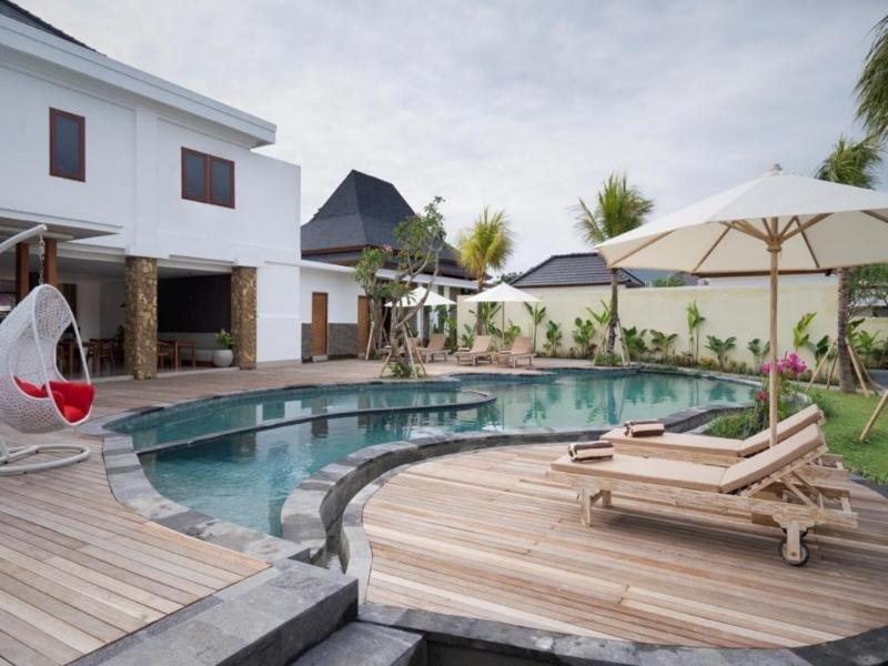 The Sakaye Luxury Villas & Spa Pool