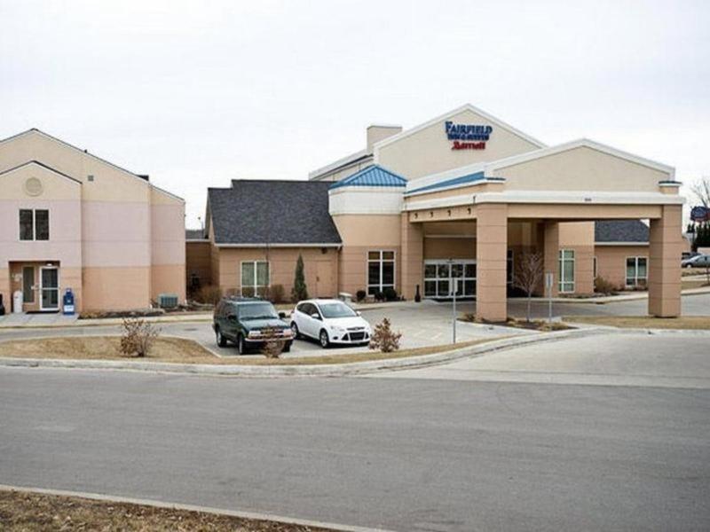 Fairfield Inn & Suites Kansas City Liberty Außenaufnahme