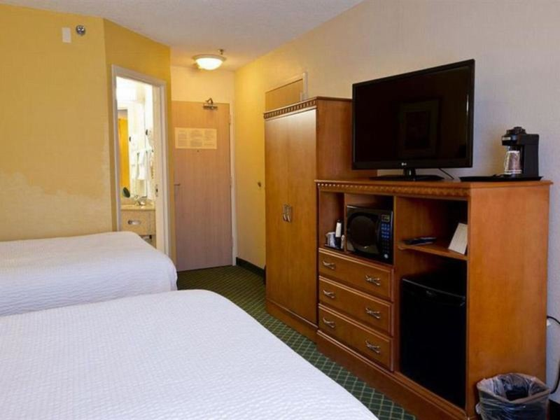 Fairfield Inn & Suites Kansas City Liberty Wohnbeispiel