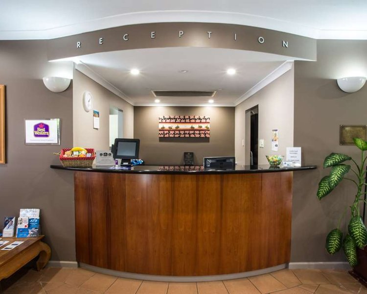 Best Western Karratha Central Appartements Bar