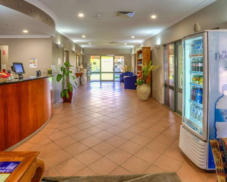 Best Western Karratha Central Appartements Lounge/Empfang
