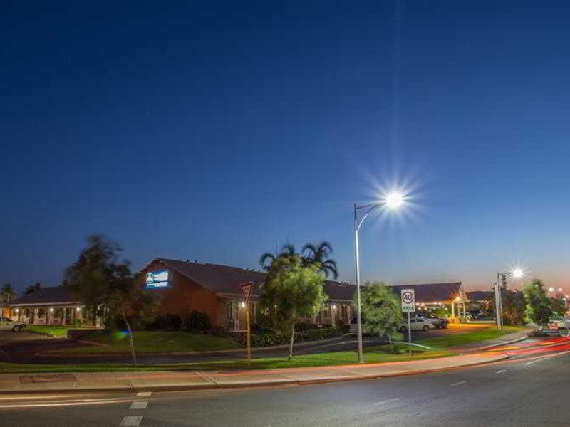 Best Western Karratha Central Appartements Garten