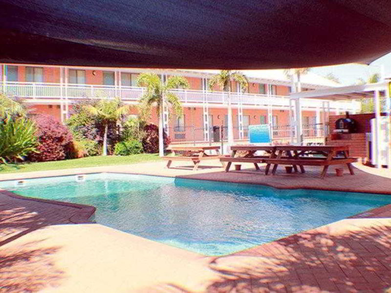 Best Western Karratha Central Appartements Hallenbad