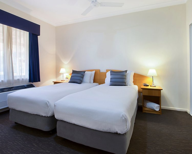 Best Western Karratha Central Appartements Wohnbeispiel