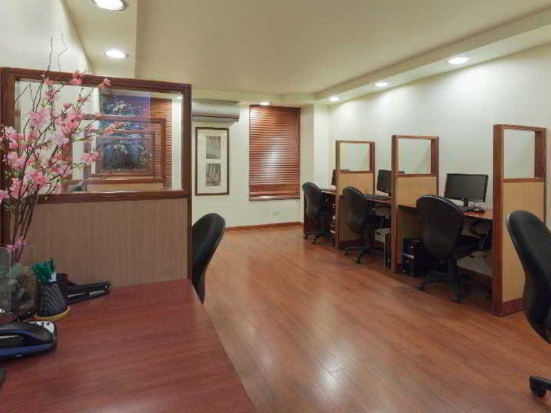 Best Western El Dorado Panama Hotel  Lounge/Empfang