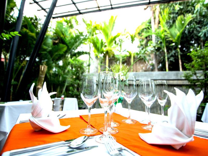 La Residence Blanc D´Angkor Restaurant