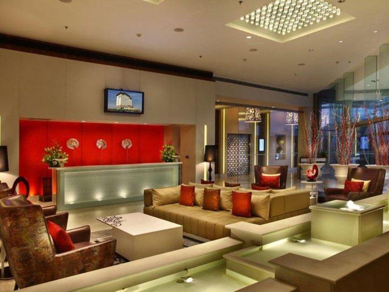 Park Plaza Delhi CBD Shahdara Lounge/Empfang