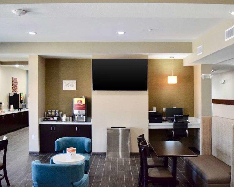Sleep Inn & Suites near Westchase Restaurant