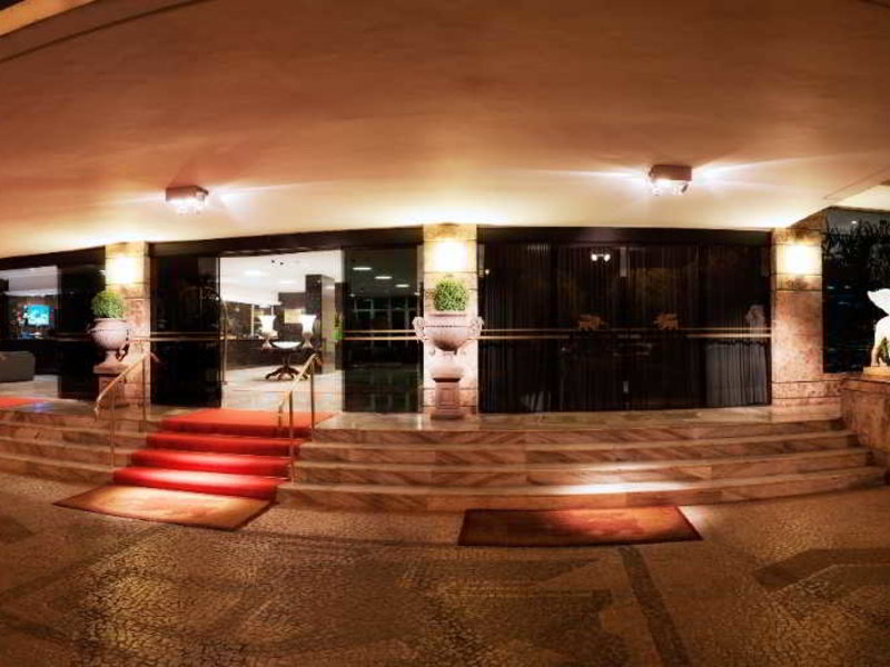 San Marco Hotel Lounge/Empfang