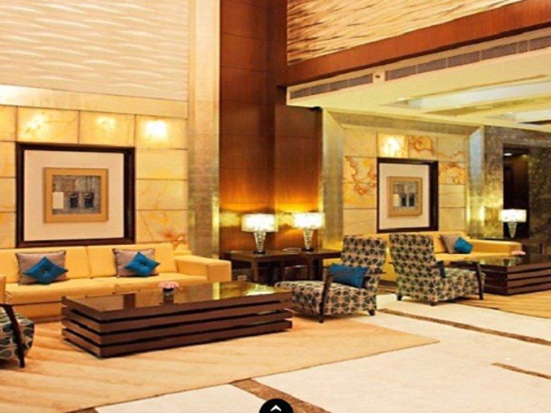 SK Premium Park Lounge/Empfang