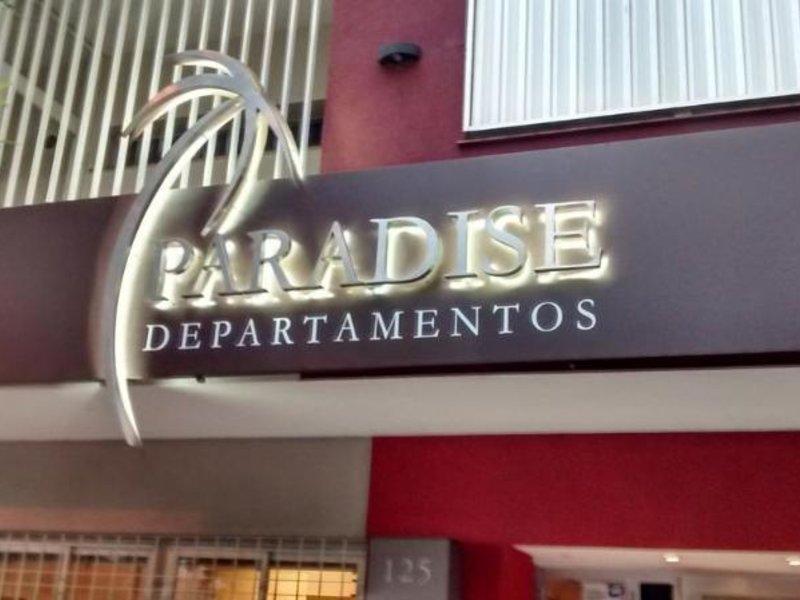 Paradise Departamentos Außenaufnahme