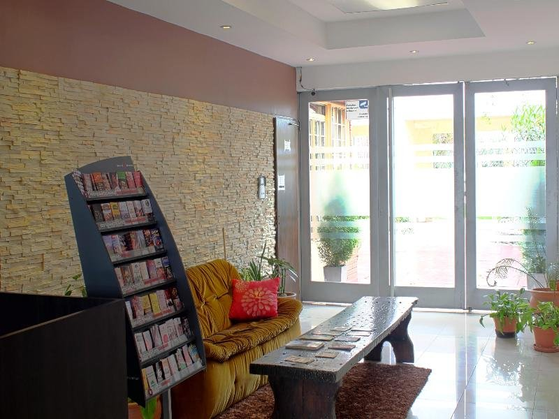 Paradise Departamentos Lounge/Empfang