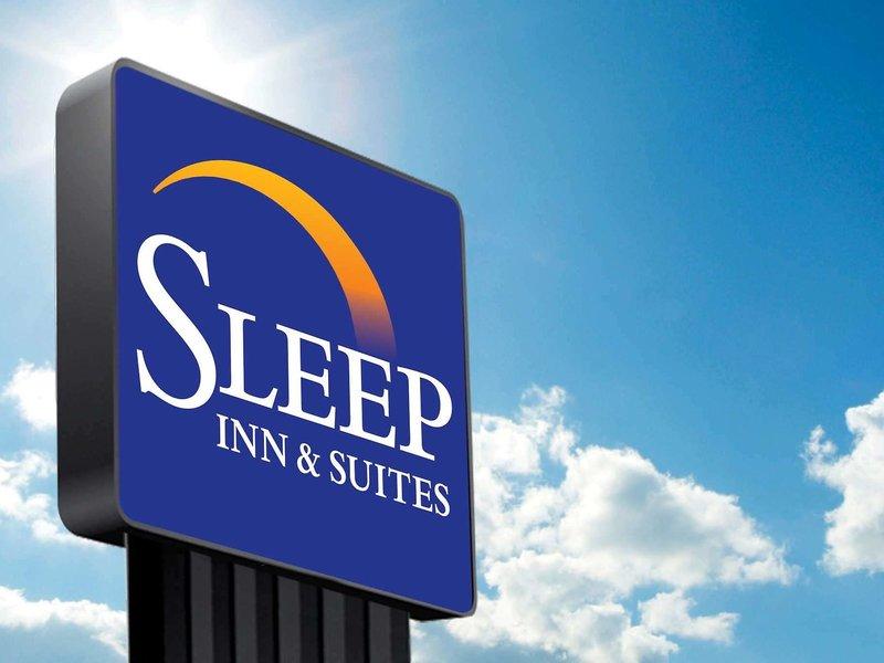Sleep Inn & Suites near Westchase Außenaufnahme