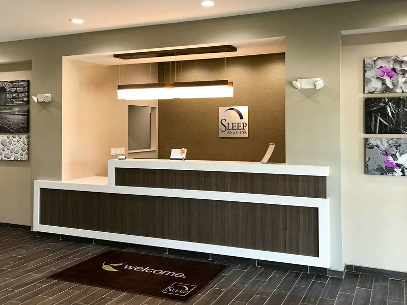 Sleep Inn & Suites near Westchase Lounge/Empfang