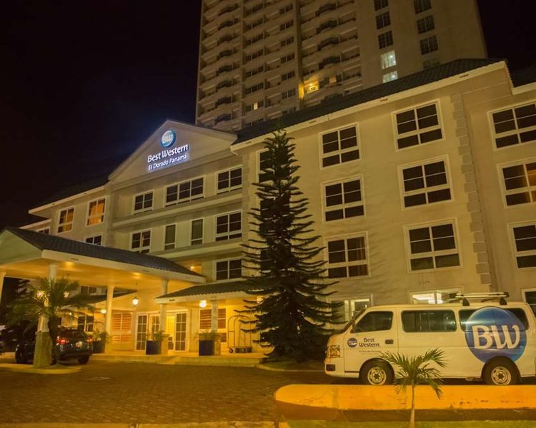 Best Western El Dorado Panama Hotel  Außenaufnahme