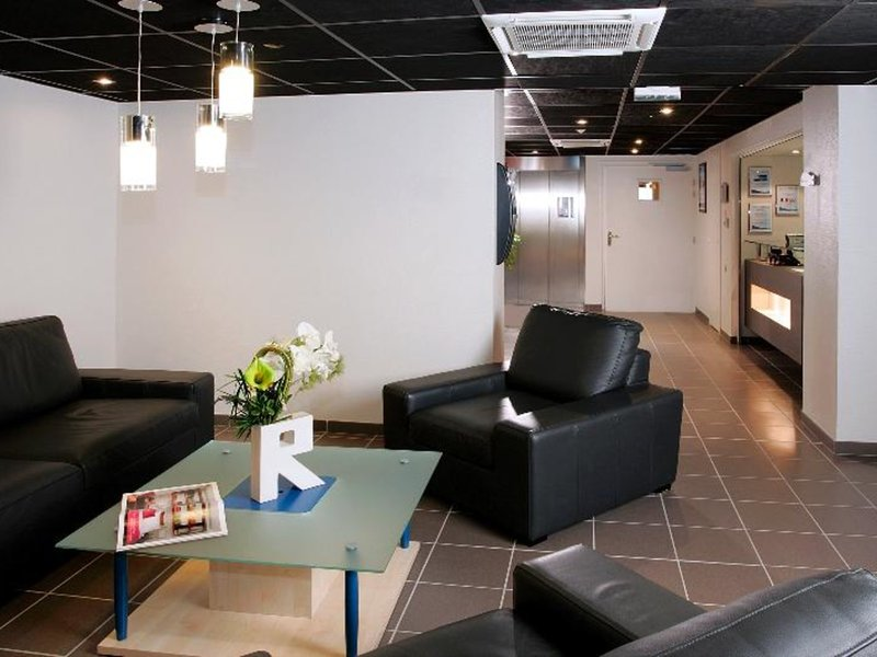 Appart´City Montelimar Lounge/Empfang
