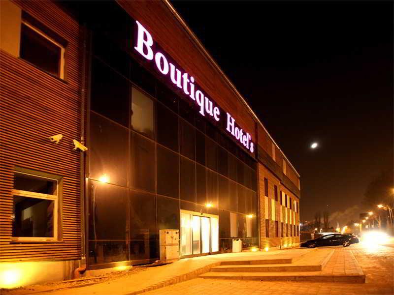 Boutique Hotel´s I Lodz Außenaufnahme