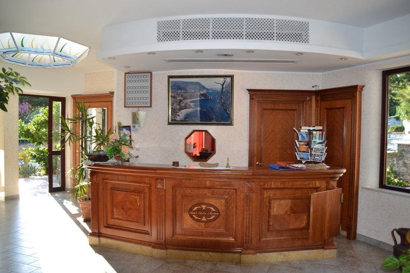 Stella Marina Lounge/Empfang