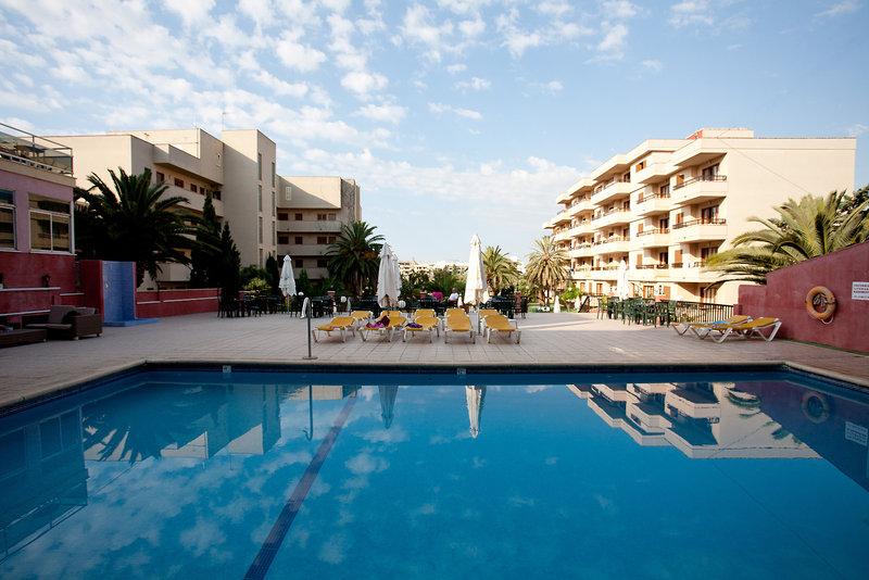 Playa Mar Hotel & Apartments - Apartments Pool
