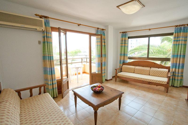 Playa Mar Hotel & Apartments - Apartments Wohnbeispiel
