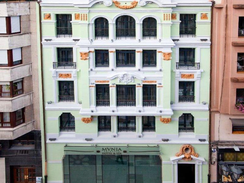 Princesa Munia Hotel & Spa Außenaufnahme