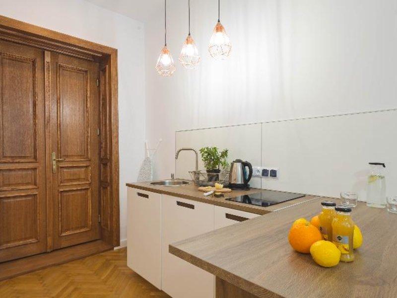 Platinum Aparthotel Wohnbeispiel
