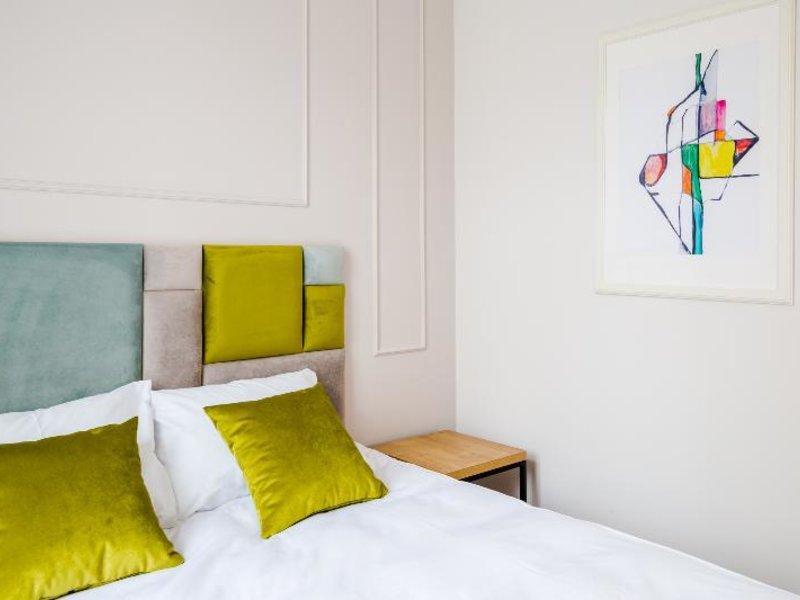 Zacisze Apartments by Habitan Wohnbeispiel