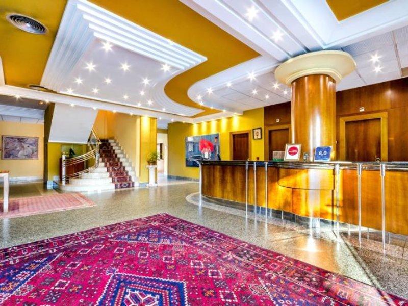Horus Salamanca Lounge/Empfang