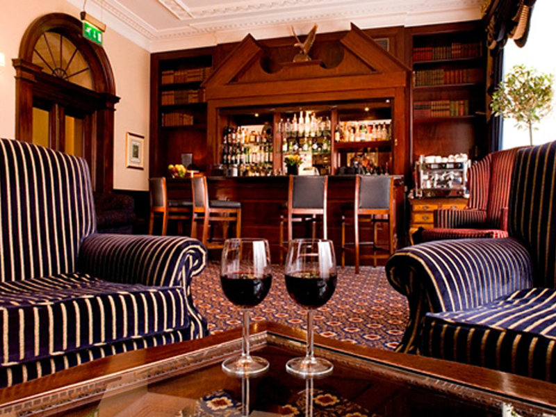 Mercure Exeter Rougemont Bar
