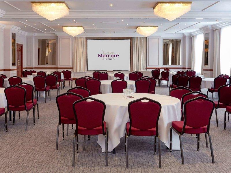 Mercure Exeter Rougemont Konferenzraum