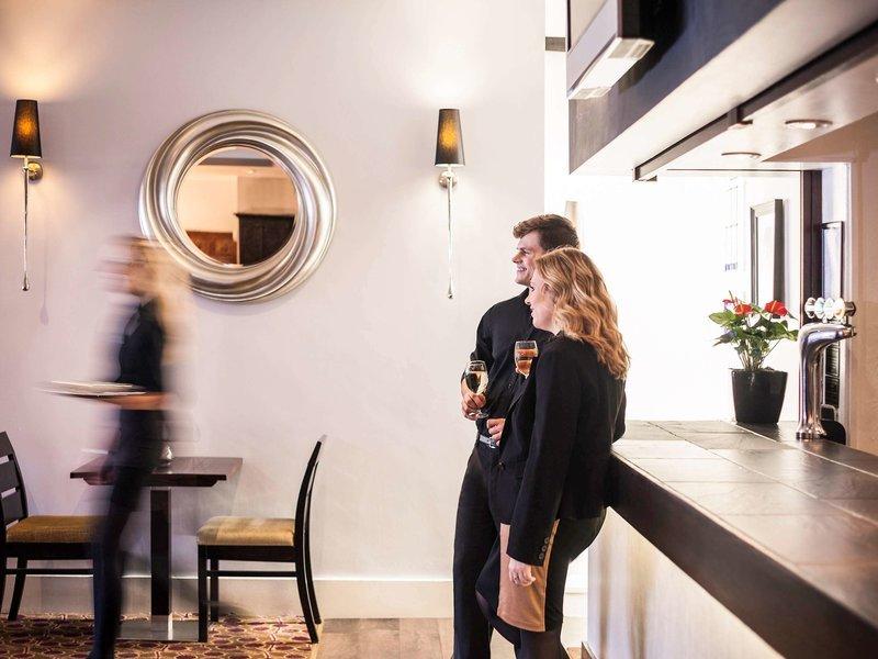 Mercure Exeter Rougemont Restaurant